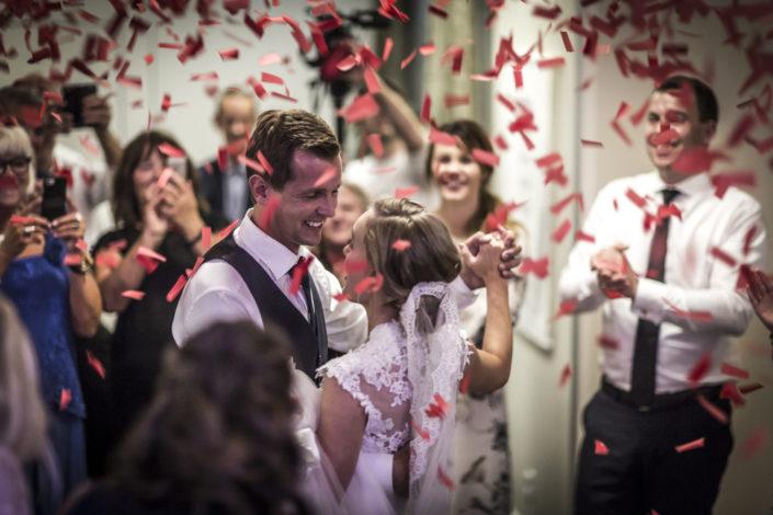 Bryllupsdansen